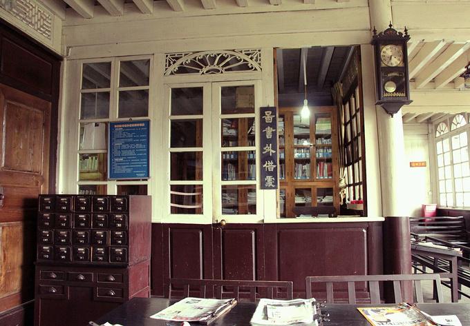 和顺图书馆图片