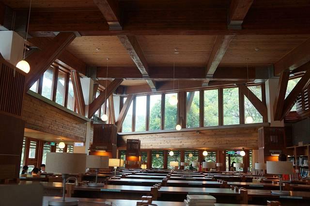 北投图书馆设计时,就获得了非常多的奖项
