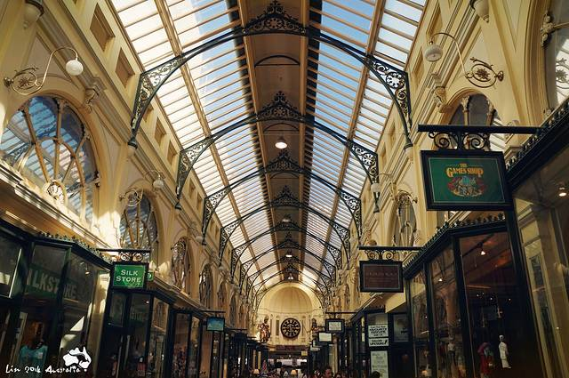 皇家拱廊图片