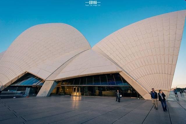 鼎鼎大名的悉尼歌剧院就不过多介绍了