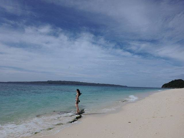 手工制作大全图片海滩风景