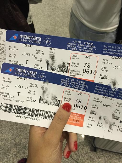 春至海南的机票_深圳出发,6点50的机票,海南,8点见