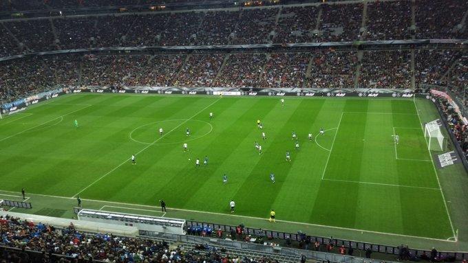 资深足球迷的德国之旅