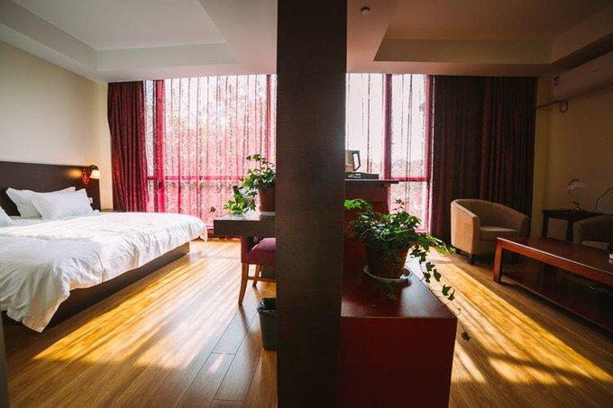 南京琵琶山居中山风景区酒店图片
