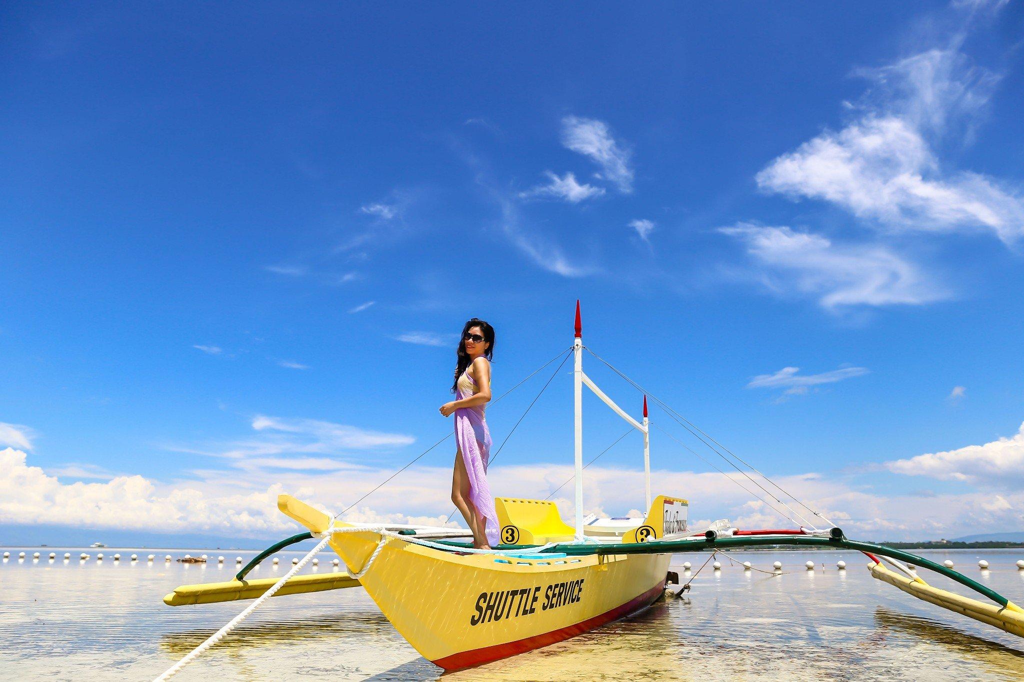菲律宾休闲潜水之旅—薄荷丶杜马盖地