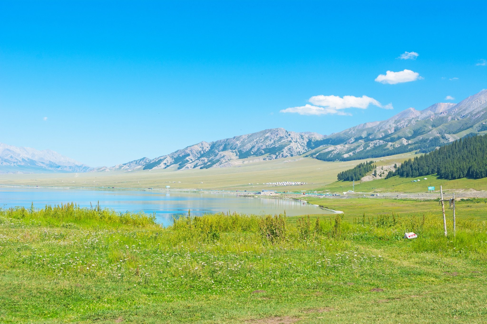一个人的天荒地老,南北疆33天游走