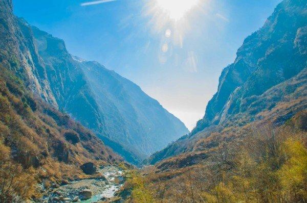 我的年假在尼泊尔