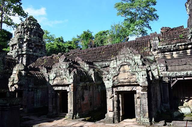 柬泰十月行-徜徉在众神汇聚的国度攻略v国度营盘图片