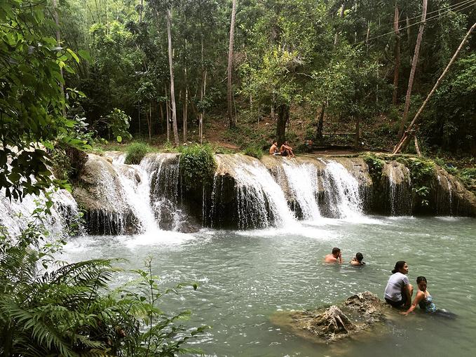 壁纸 风景 旅游 瀑布 山水 桌面 679_509