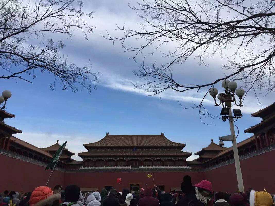 乱指路的小太阳——北京之行6天5晚