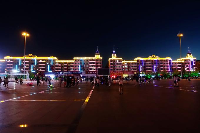 东北亚广场图片