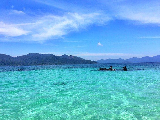 泰国十大海岛之—丽贝岛