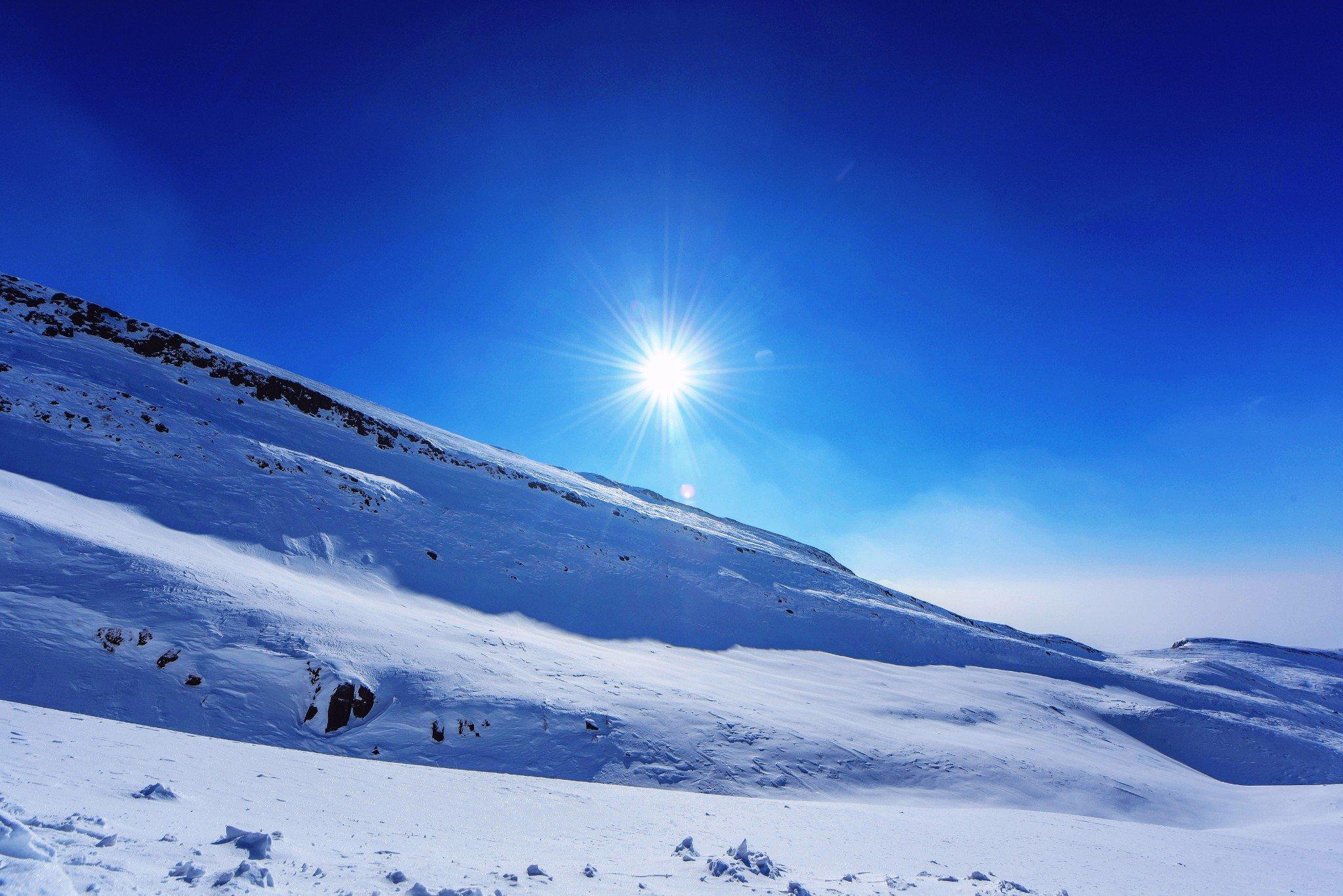 长白山巅,冰雪奇缘  2016长白山3日自由行