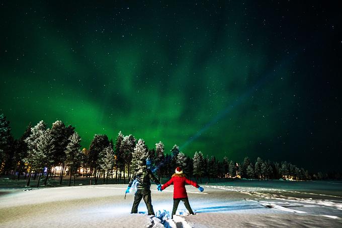 遇见欧若拉---自驾北极圈极光之旅图片