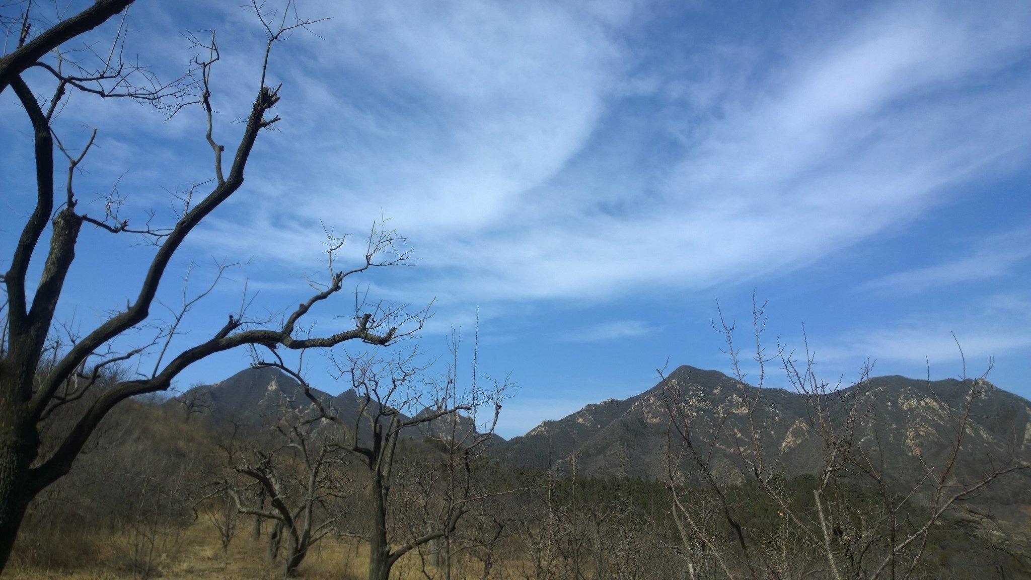山地版十三陵穿越第一款,凝重的历史