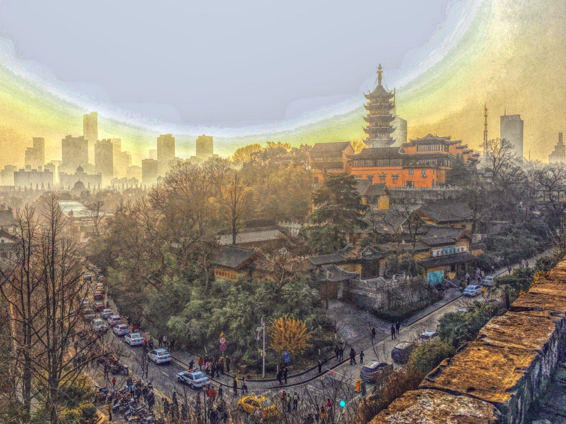 【南京—让我不甘心只做游客的城市】2017跨年再遇金陵记