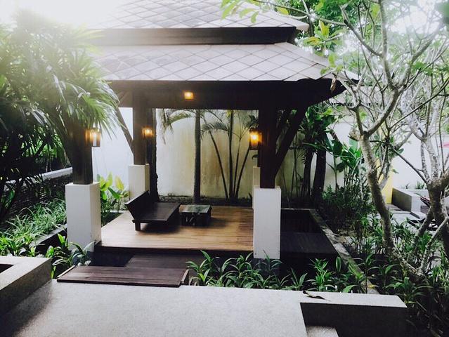非常棒的庭院设计.图片