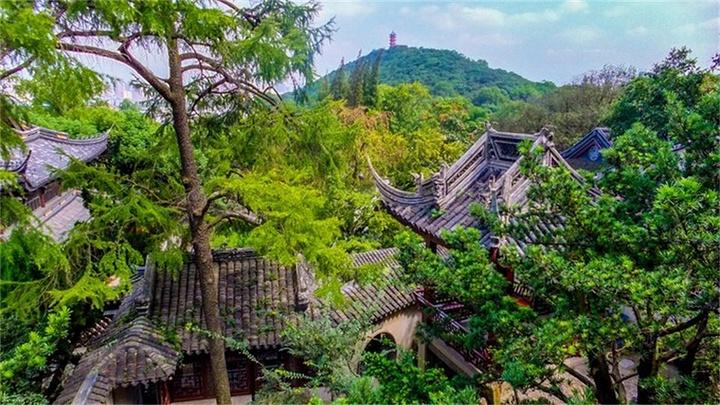寺廟逛多了,也不覺得有什么特別之處了,就是這里比其他地方的寺廟花草