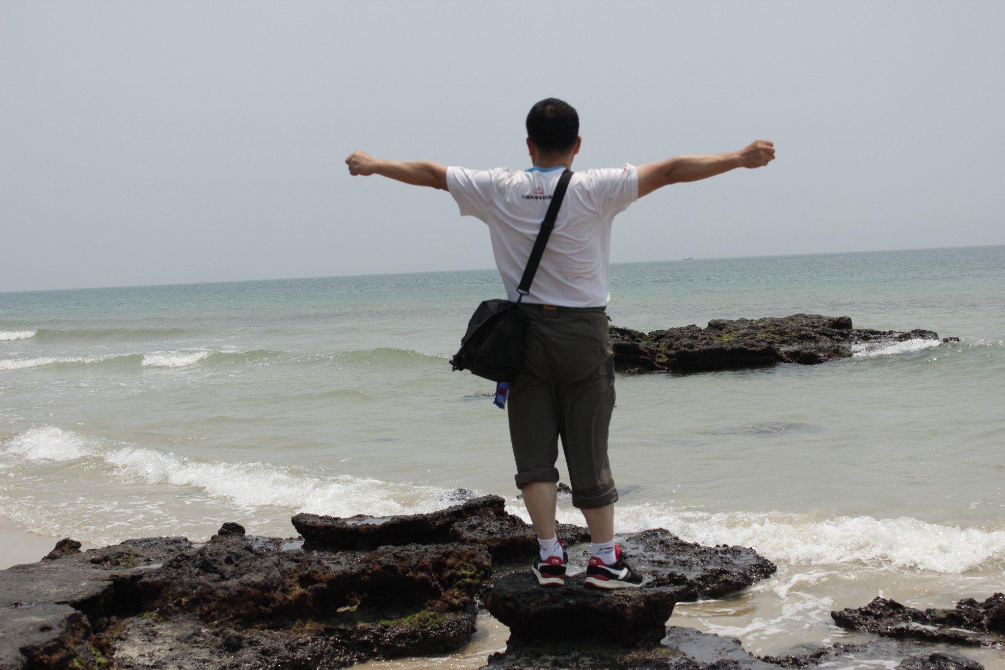 回故乡之路--广西行之涠洲岛