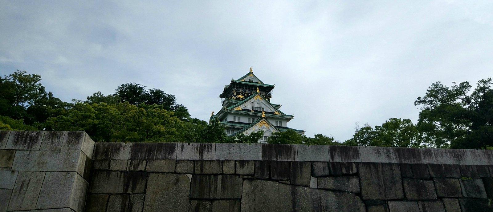 2019大阪城公园位于攻略,大阪城公园游玩大阪防无双塔攻略图片