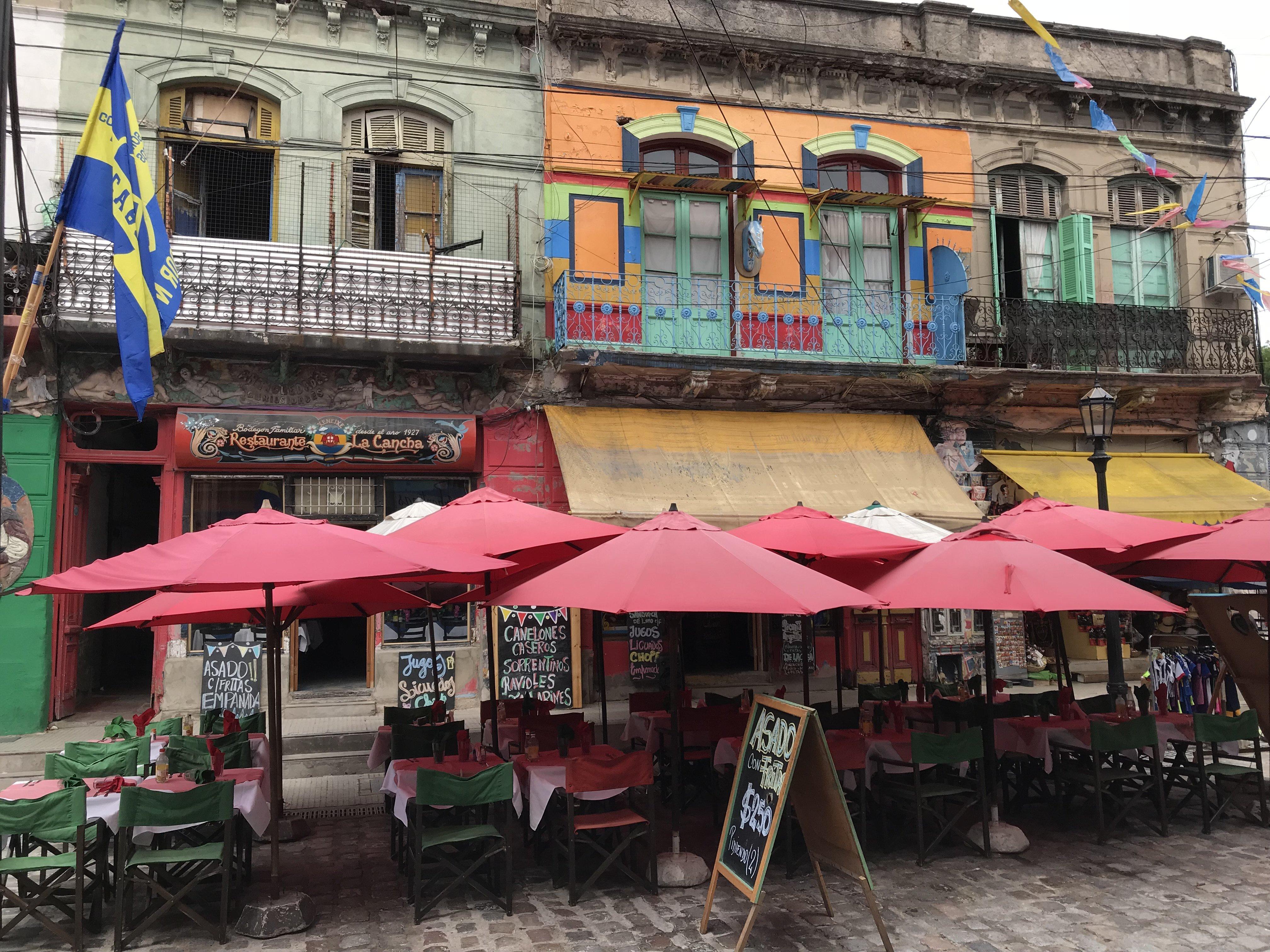 阿根廷 - 布宜诺斯艾利斯,南美和欧洲在这里相遇