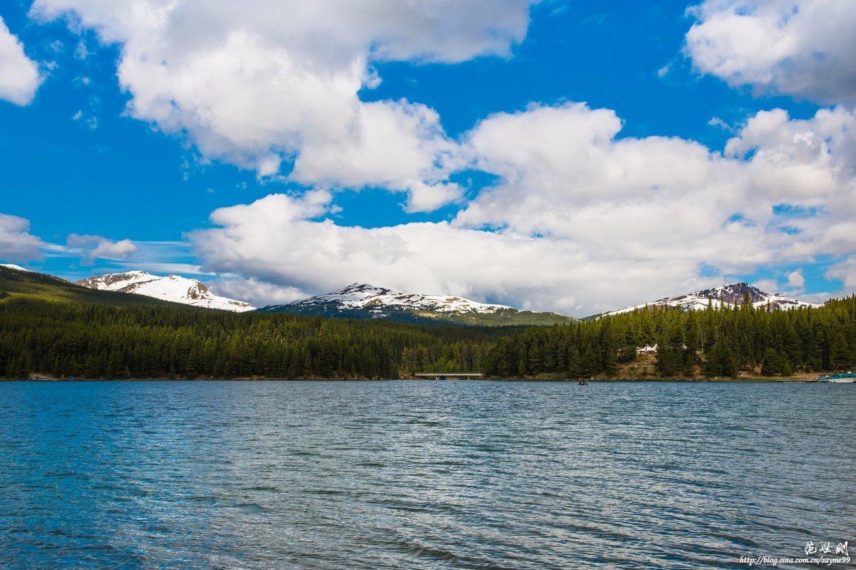 在雪山与冰湖之间寻访无敌美景——自驾游览洛基山国家公园群