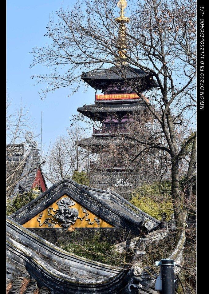 2018寒山寺逃脱密室,最主要的是:这个枫桥景区攻略攻略133游玩图片