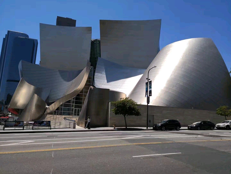 5.暴游暴走暴晒美利坚----洛杉矶小东京,迪士尼音乐厅,湖人主场