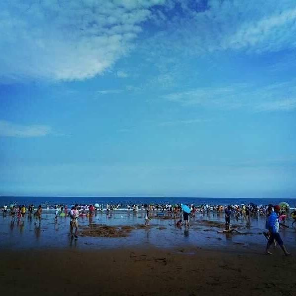 2019黄岛金沙滩攻略,青岛黄岛金沙滩游玩门票newbalance淘海攻略图片