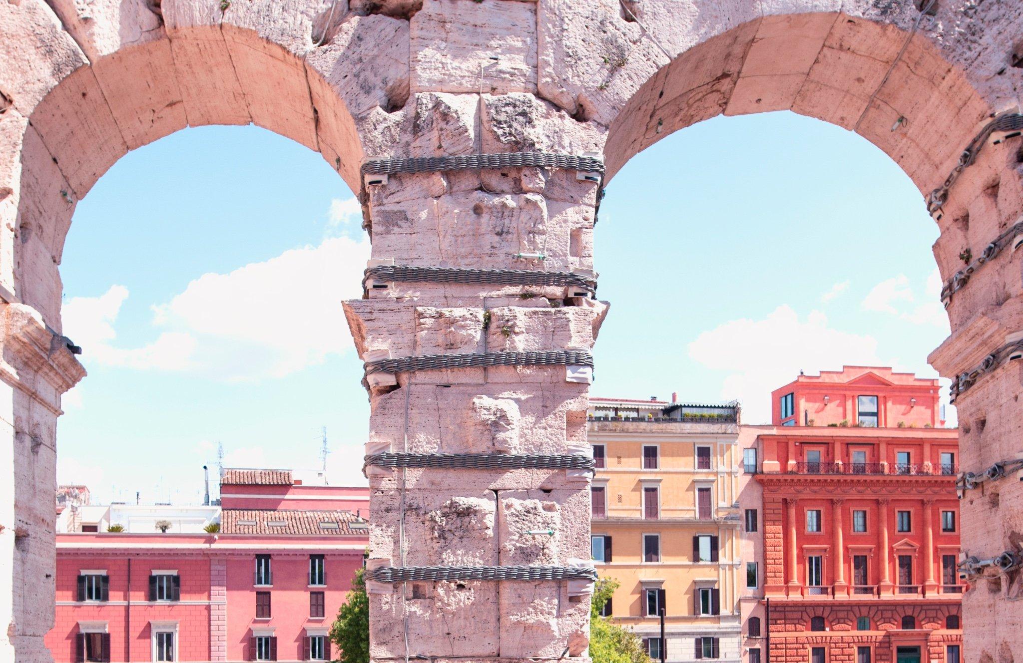 欧洲初见--行摄意大利罗马、梵蒂冈城-罗马旅游恶灵附身2通关后新游戏是什么意思图片
