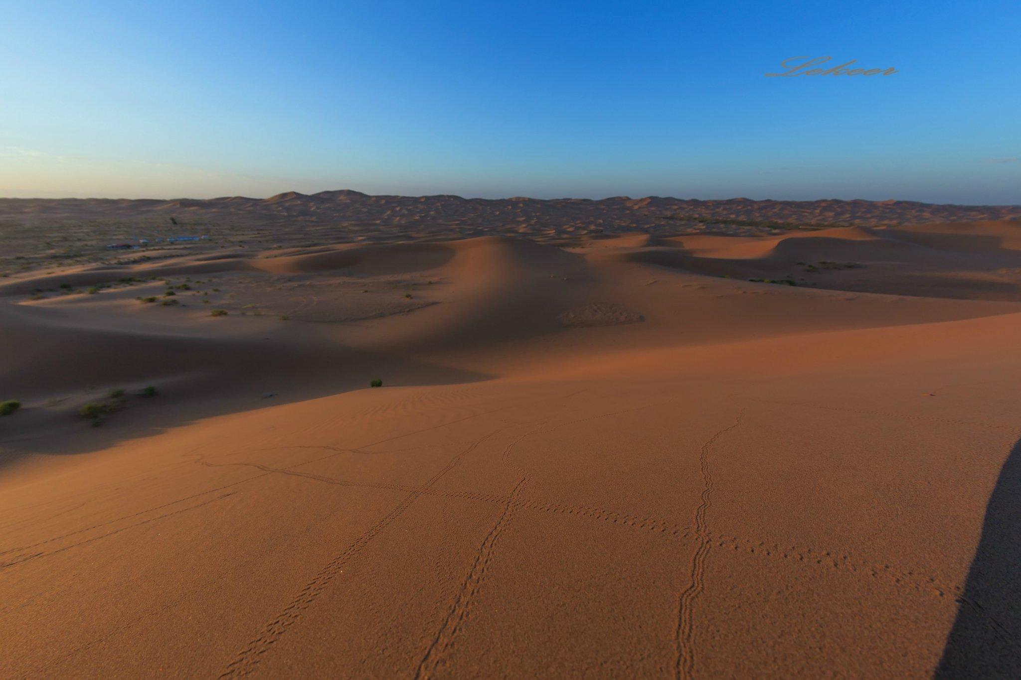 关于新月形沙丘的风向判断- 豆丁网