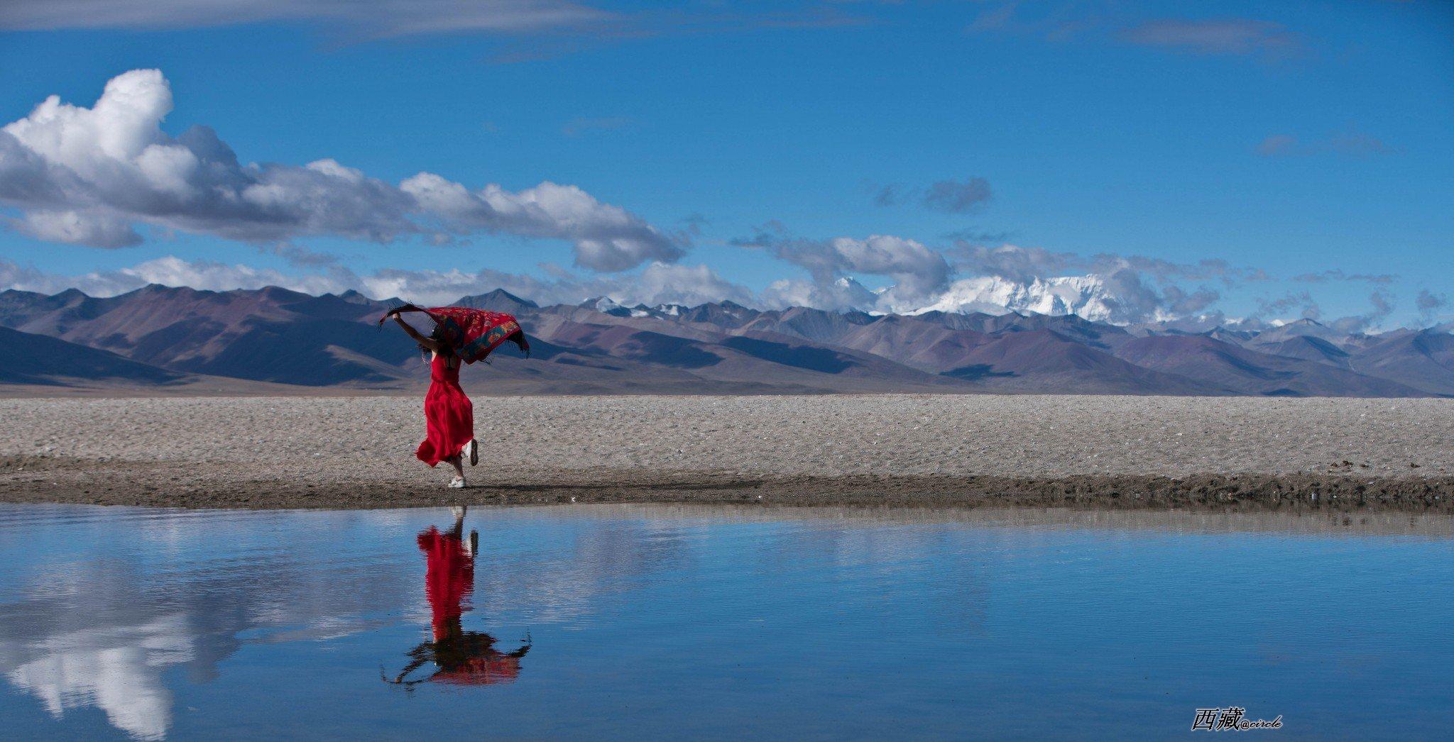 一个人的朝圣—西安、西宁、西藏(阿里)、兰州、成都、色达、九寨沟、重庆