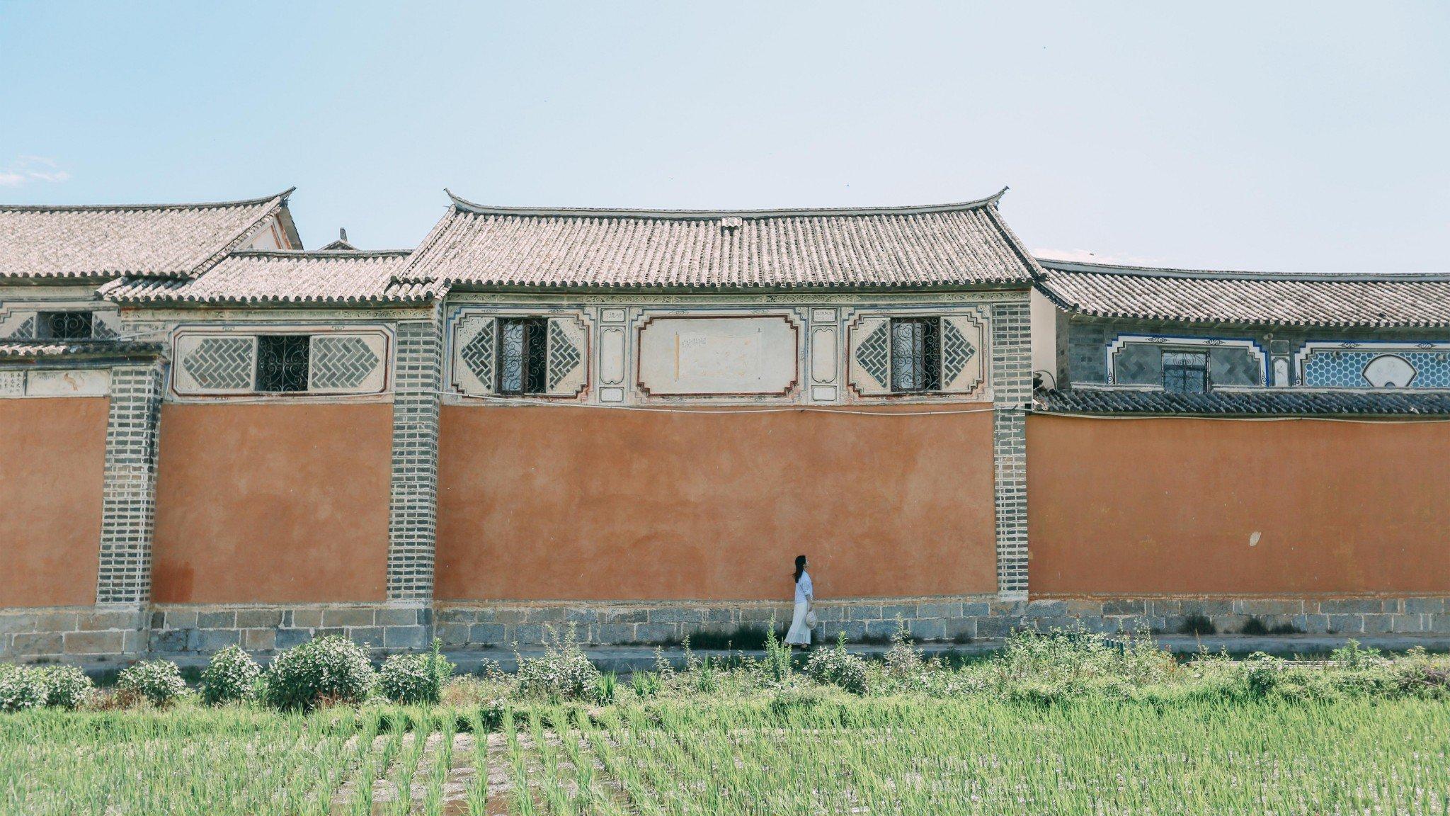 重逢丽江:大理的夏,云南的秋_丽江旅游攻略_自攻略观宴图片