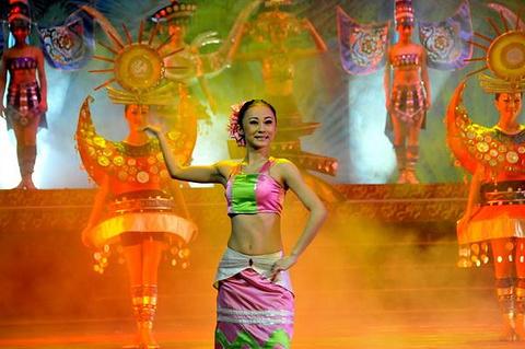 勐巴拉娜西艺术宫的图片