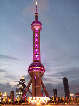 2014东方明珠广播电视塔