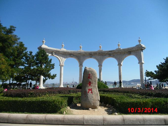 一个人的消消-山东到西安,7天6攻略暴走78宾乐果城市纪念图片