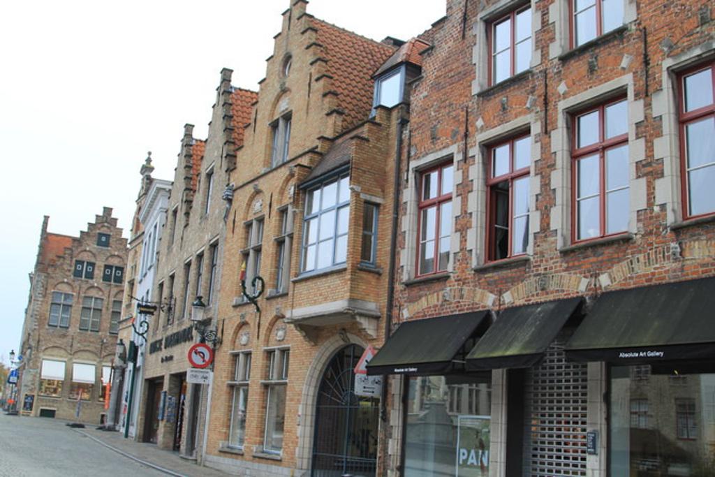 欧洲 街景 窗户素材