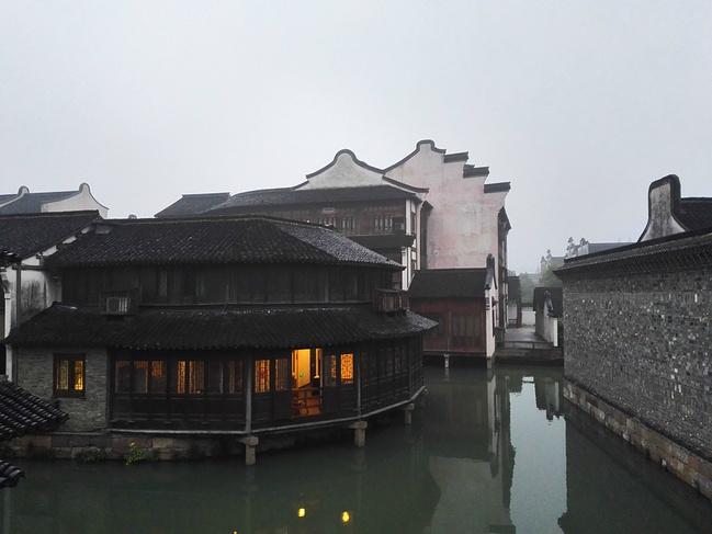 天攻略等烟雨-游西塘乌镇杭州西湖_嘉兴旅游哆啦之梦迷青色a图片