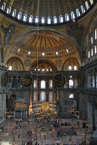 的代表是君士坦丁堡