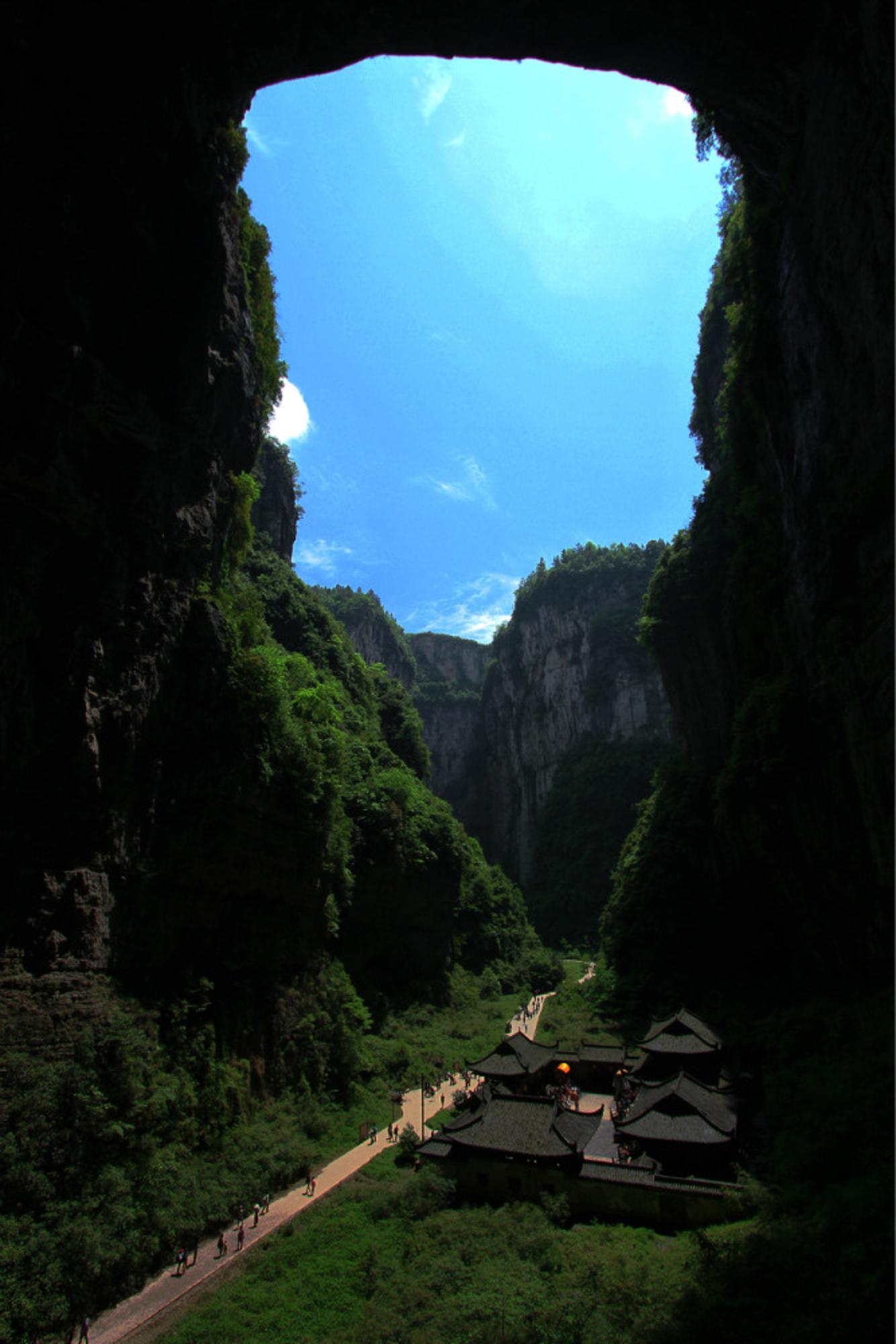 武隆_重庆旅游攻略_自助游攻略_去哪儿攻略社区