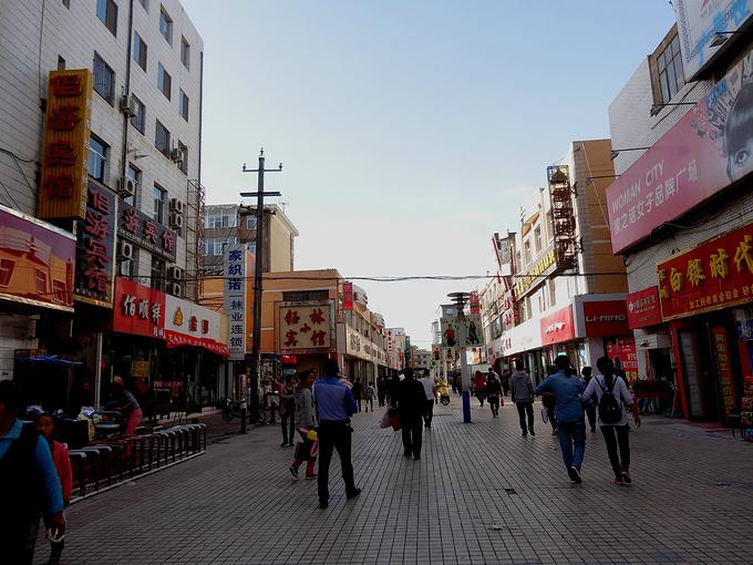 张掖市区图片