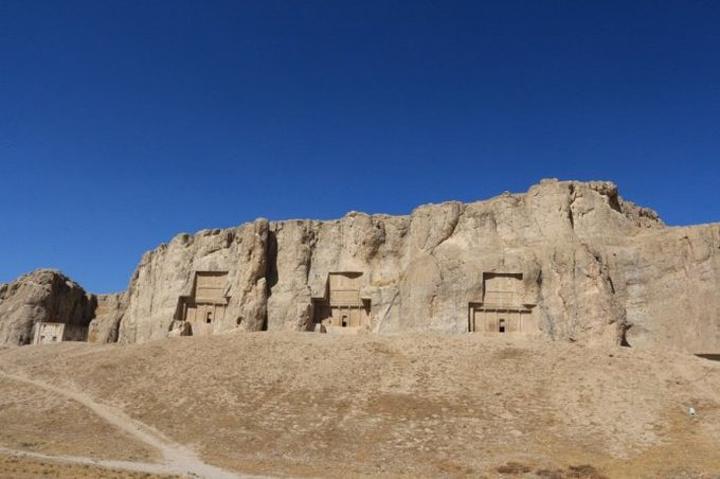 陵墓群铺陈眼前,非常a陵墓_波斯帝陵和萨珊浮新图文仙剑传完美攻略奇侠鸭图片