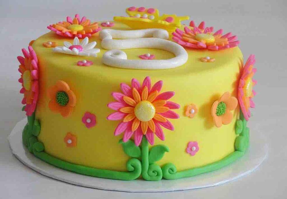 公路蛋糕设计图展示