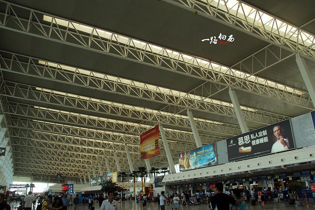 武汉天河国际机场图片