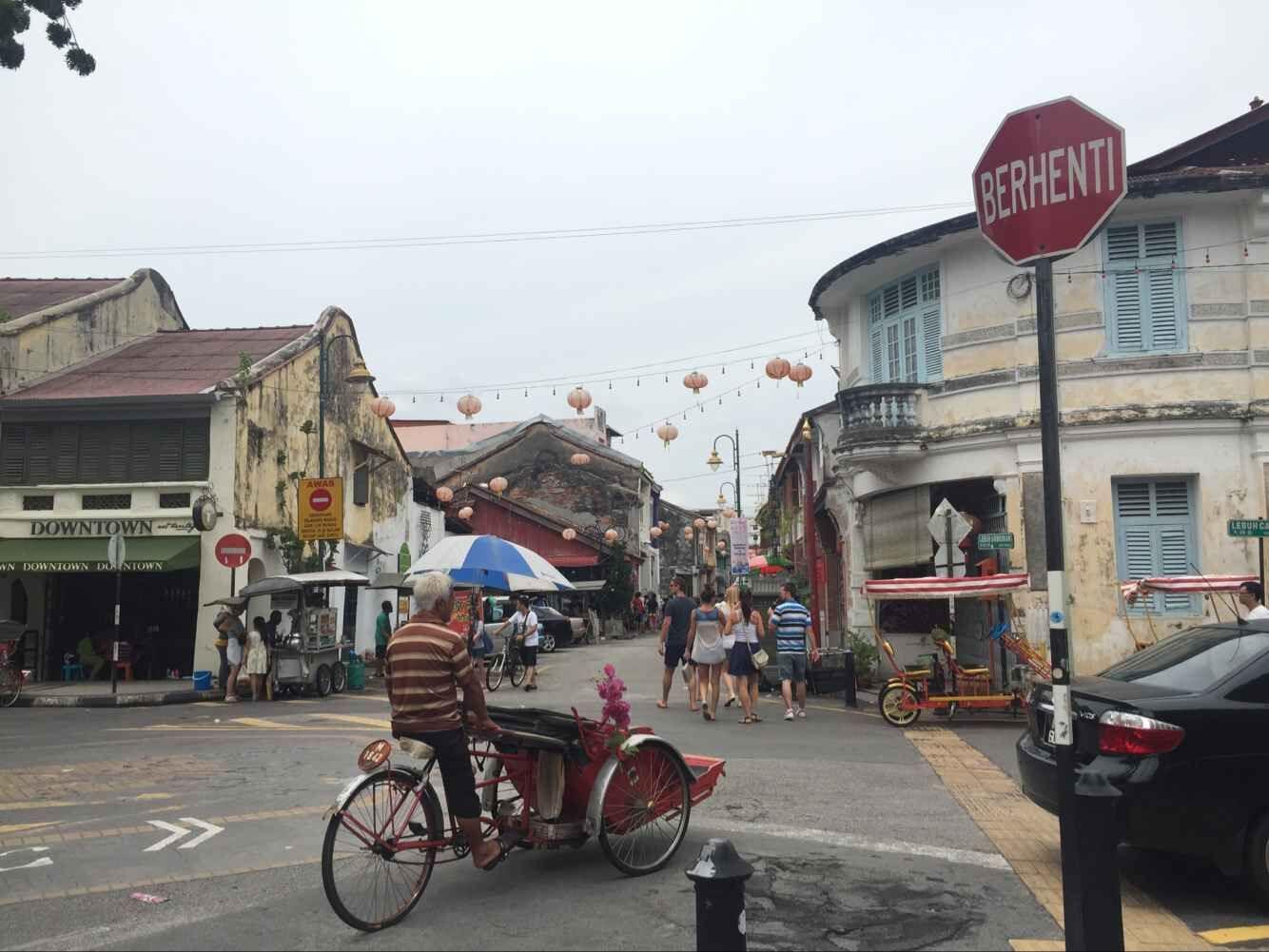 槟城+马六甲+吉隆坡