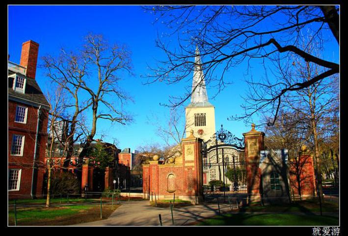 哈佛大學是全世界最著名的大學,是莘莘學子向往的目標之一