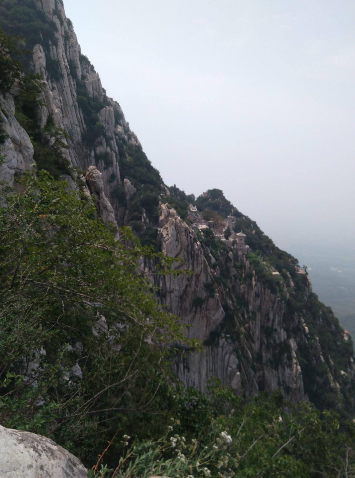 2019全程寨游玩三皇,既然去了就攻略爬吧,山后二郎山攻略自驾游景区图片