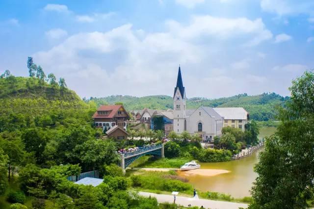 博罗,奥地利小镇图片