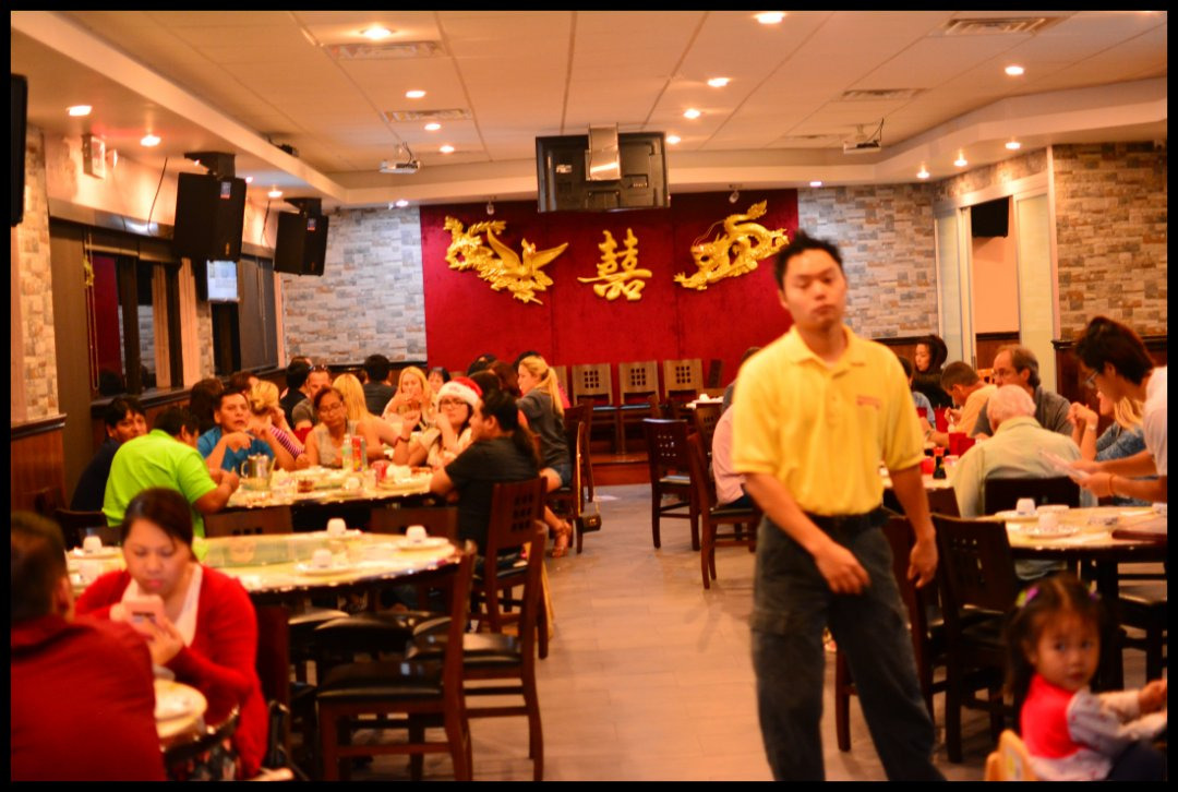 2019龙华美食烧腊海鲜美食餐厅,.是先做的,酒家粤菜拼图报道图片