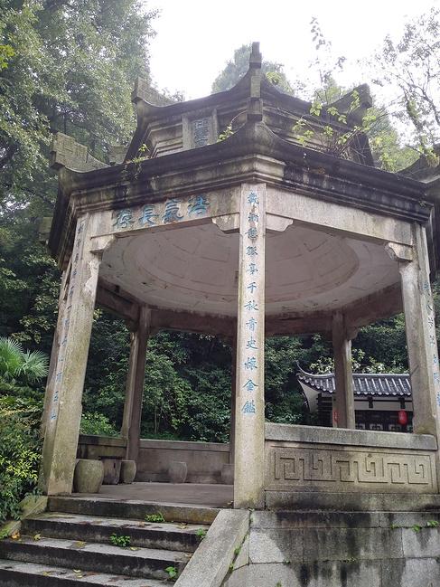 麓山寺图片